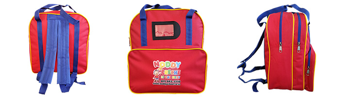 noddy school bags and t-shirts
