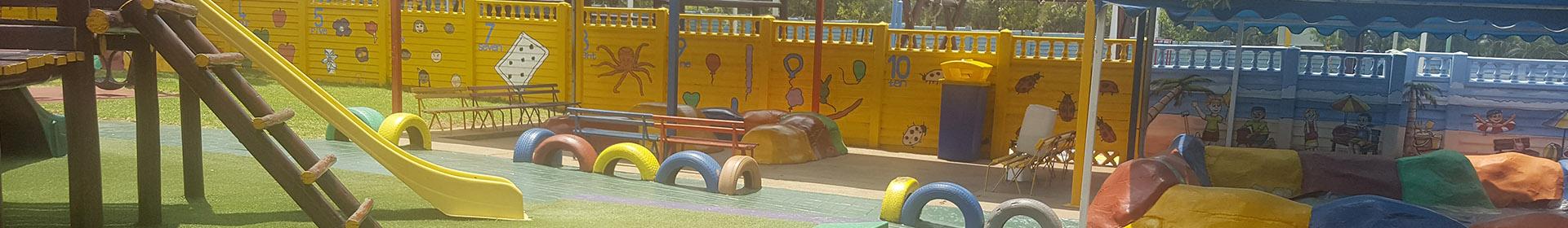 noddy school parent and child corner